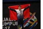 """Thạch Kim Tuấn: """"Tôi đã vượt qua nỗi đau ở Olympic để giành HCV"""""""