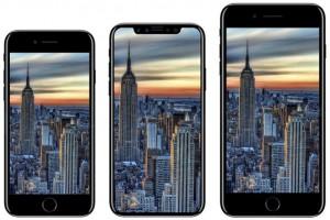 Dòng sản phẩm iPhone 2017 sẽ mang tên iPhone Edition, 8 và 8 Plus?