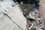 """Nhân chứng nhà sập ở Sài Gòn: """"Cả khu vực như động đất"""""""