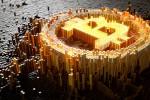 """Nhà đầu tư đi vay nặng lãi """"tậu"""" máy đào """"tiền ảo"""" Bitcoin"""
