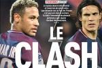 Neymar yêu cầu PSG bán Cavani