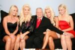 Những bóng hồng tuyệt sắc trong cuộc đời ông chủ Playboy