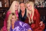 Hai mỹ nữ được thừa kế tài sản kếch xù của ông trùm Playboy là ai?