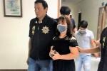 Hai người Việt bị bắt vì trộm điện thoại ở Đài Loan