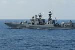Nhóm tàu chiến Nga đến bán đảo Triều Tiên, Biển Đông