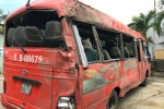 Cần Thơ: Tai nạn giao thông nghiêm trọng, 2 người chết, 14 người bị thương