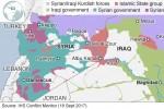 Giải phóng 90% Syria, Nga nói Mỹ là trở ngại cuối cùng