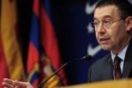 Barca thỉnh cầu đối thoại giữa Catalonia và Tây Ban Nha