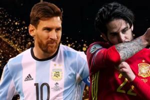 Messi, Isco & câu chuyện thế thời