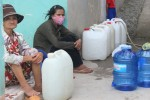Bốn quận trung tâm Sài Gòn bị cúp nước