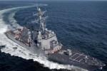 Mỹ sẽ tiếp tục tuần tra bảo đảm 'tự do hàng hải'