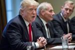 """Ông Trump lần đầu tiết lộ về tuyên bố ẩn ý """"khoảng lặng trước bão"""""""