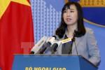 Phản ứng của Việt Nam về việc Mỹ đưa tàu chiến đến gần Hoàng Sa
