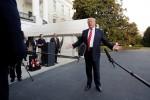 """Tổng thống Trump: """"thái độ của tôi"""" quyết định vấn đề Triều Tiên"""