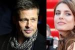 Rộ tin Brad Pitt hẹn hò công chúa Monaco