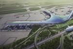 Đề xuất chọn thiết kế lá cọ cho nhà ga sân bay Long Thành