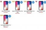 iPhone X xách tay liên tục giảm giá