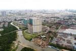 Dự án lớn nhất khu Nam Sài Gòn bị bán để trả nợ ngân hàng