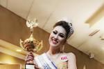 Phi Thanh Vân: 'Tôi thi hoa hậu ở Mỹ với tư cách cá nhân'