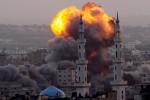 Bị trúng tên lửa, Israel tấn công dải Gaza giữa lúc căng thẳng