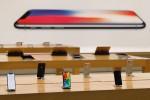Doanh số iPhone X thấp hơn mong đợi?