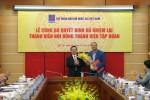 Khởi tố ông Phan Đình Đức, thành viên HĐTV Tập đoàn Dầu khí