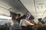 Phạt tiền kịch khung khách nam đánh tiếp viên hàng không