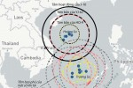 Thế trận hỏa lực Trung Quốc trên Biển Đông