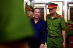 """""""Đại án"""" Phạm Công Danh: Bị cáo Trầm Bê kiệt sức, ông Trần Bắc Hà vắng mặt"""