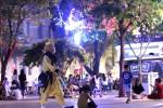 """""""Đêm hàng rong"""" ở phố đi bộ Nguyễn Huệ"""
