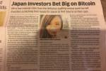 Nhật Bản đón nhận cơn sốt Bitcoin