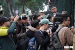 Nhiều người nước ngoài đến dự phiên xử ông Đinh La Thăng