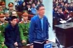 Ông Trịnh Xuân Thanh nhận tiền lễ Tết qua tài xế