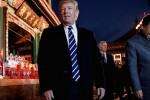 Tổng thống Donald Trump nhắm đến Trung Quốc khi siết chặt thương mại