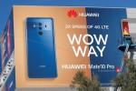 """Thỏa thuận đưa smartphone đến Mỹ của Huawei """"trật bánh'"""