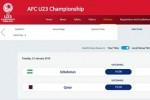 Ban tổ chức khiến CĐV hoang mang về lịch đá bán kết của U23 Việt Nam