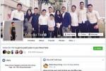Các cầu thủ U23 Việt Nam được Facebook xác thực tài khoản