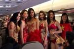 Diễn bikini trên máy bay: VietJet lãnh án phạt