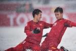 """Cú sút phạt """"siêu phẩm"""" của Quang Hải xếp nhất ở VCK U.23 châu Á 2018"""
