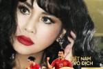 Diva Thanh Lam cảm thấy lo lắng cho các tuyển thủ U23 Việt Nam