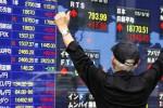 Chứng khoán châu Á bật tăng theo Phố Wall