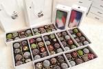 Cháy hàng socola Valentine đựng trong hộp iPhone X làm người yêu mừng hụt