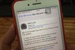 Apple phát hành iOS 11.2.6 sửa lỗi iPhone 'đứng hình' vì ký tự Ấn Độ