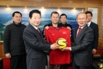 HLV Park Hang-seo bất ngờ nhận nhiệm vụ ở Hàn Quốc