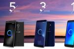 Alcatel trình làng một loạt smartphone mới tại MWC 2018