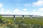 """Dự án BOT xây cầu ở Nghệ An bị dừng vì """"khó được dân đồng thuận"""""""