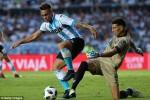 """Argentina điểm """"binh hùng tướng mạnh"""" chuẩn bị cho World Cup 2018"""