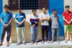 20 chiến sĩ bí mật ập vào bắt lâm tặc khi đang say ngủ