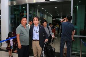 Chủ tịch CLB Mito Hollyhock vẫn muốn có Công Phượng