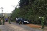 Vụ 3 người tử vong trên xe Mercedes: Một phần nóc ôtô bị cháy